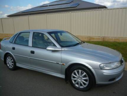 2001 Holden Vectra   automatic Tumut Tumut Area Preview