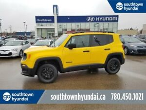 2015 Jeep Renegade SPORT/4WD/REMOVABLE ROOF/POWER OPTIONS