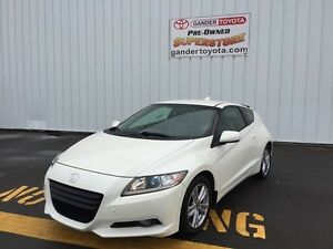 2011 Honda CR-Z 3dr Coupe FWD Manual Trans