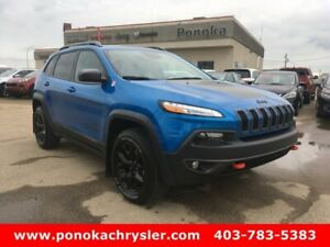 2017 Jeep Cherokee L Plus Pkg