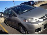 **2006 Mazda5 GS | MANUELLE, A1 MECHANIQUE, CARPROOF INCLUS