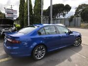 2015 Ford Falcon FG X XR6 Blue 6 Speed Sports Automatic Sedan Seaford Frankston Area Preview