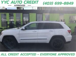 2011 Jeep Grand Cherokee Overland *$99 DOWN EVERYONE APPROVED*