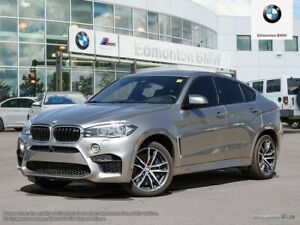 2017 BMW X6 M w/ Navigation, Backup Camera