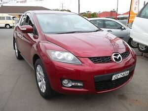 2007 Mazda CX-7 ER Luxury (4x4) 6 Speed Auto Activematic Wagon Kilkenny Charles Sturt Area Preview