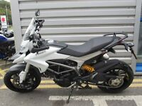 Ducati Hyperstrada - Comes with panniers!