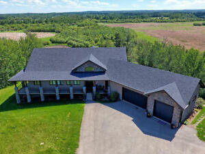 Executive Walkout Bungalow on 7.76 Acres
