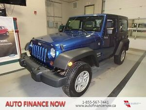 2010 Jeep Wrangler Sport 2dr 4x4 BUY HERE PAY HERE CALL