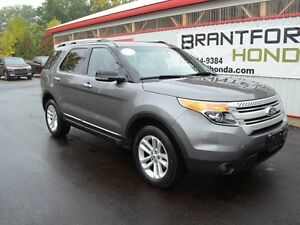 2013 Ford Explorer XLT 4dr 4x4