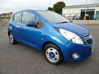 Chevrolet Spark LS (blue) 2010-06-24