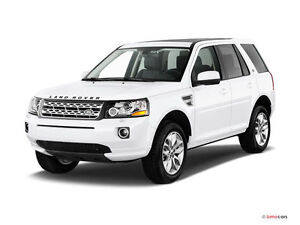 Oct-2013 Land Rover LR2 - White