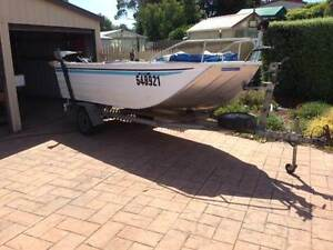 aluminium boat Mount Gambier Grant Area Preview