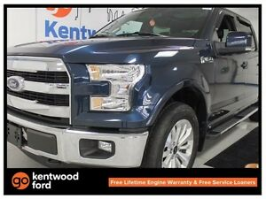 2015 Ford F-150 Lariat 5.0L V8 loaded! NAV, sunroof, leather hea
