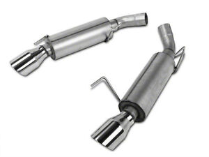 MBRP Street Series Axle-back Exhaust 11-14 Mustang GT