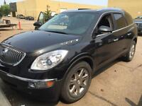 2009 BUICK ENCLAVE CXL (LEATHER/POWER ROOF) NAV!! $99 B/WEEKLY