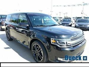 2015 Ford Flex Limited (Black on Black)