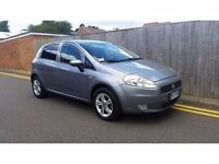 Fiat Punto 1.2 LHD 5 DOOR LEFT HAND DRIVE 2007 ITALIAN REGISTERED 75K