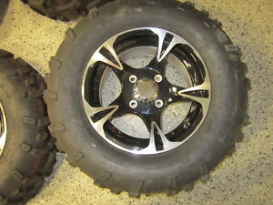"Arctic Cat 14"" New Take Off Wheels And Tires Edmonton Edmonton Area image 5"