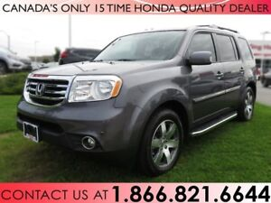 2015 Honda Pilot TOURING 4X4 | NO ACCIDENTS | NAVIGATION