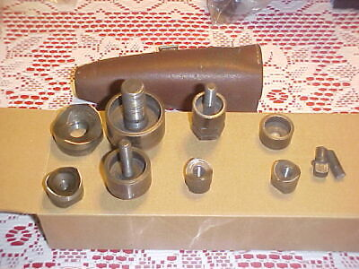 735  Greenlee Knockout Punch Kit