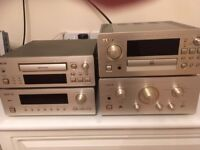 Teac H 500 range stereo stacking system - excellent condition