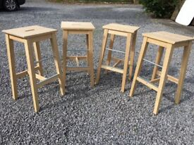 73cm high Bar Stools