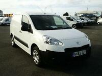 Peugeot Partner L1 850 1.6 HDI 92BHP VAN DIESEL MANUAL WHITE (2013)