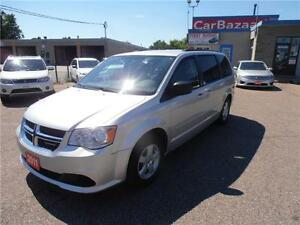 2011 Dodge Grand Caravan SE STOW N GO ALLOYS CLEAN EASY FINANCE