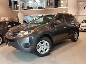 2013 Toyota RAV4 LE-BACK UP CAMERA-BLUETOOTH