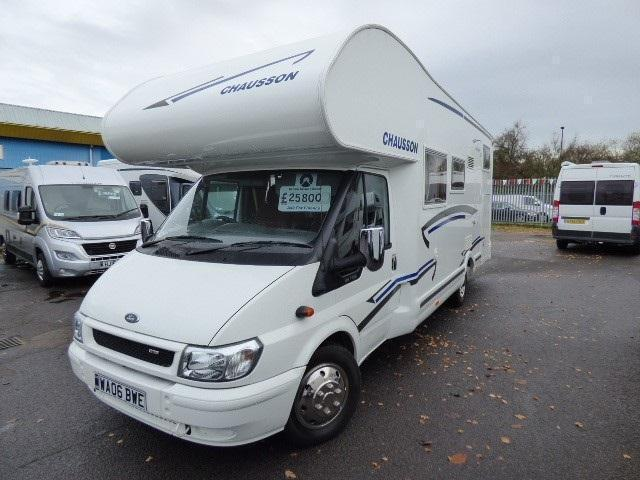 Chausson Welcome 28 MANUAL 2006 06