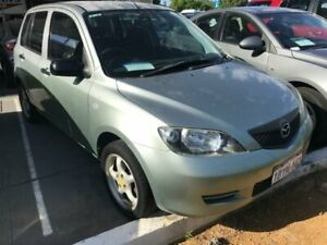 2005 Mazda 2 DY Neo 5 Speed Manual Hatchback St James Victoria Park Area Preview