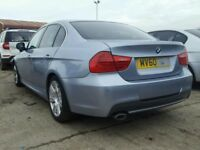 BREAKING FOR PARTS BMW 318 D M SPORT 6 SPEED MANUAL 2010