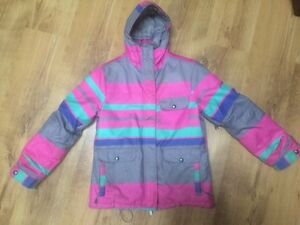 Firefly Youth Girls Winter Coat