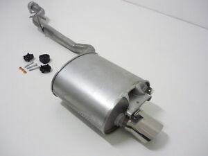 Auspuff Endschalldämpfer Mercedes SLK R170 320 3.2 Kompressor Abgasanlage Cabrio