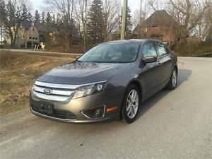 2011 Fusion SEL.2.5 Loaded, 99000 Kms, Free of Accident,Warranty