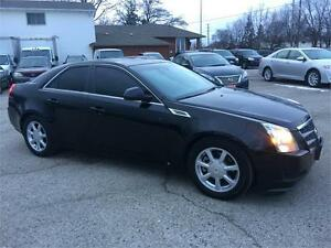 2008 CADILAC CTS AUTO LEATHER CERTIFIED & E-TESAT