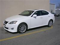 2007 Lexus IS 250 AUTO- AWD--WE FINANCE EVERYONE