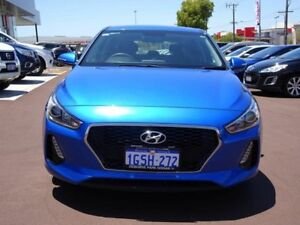 2017 Hyundai i30 PD MY18 Active Blue 6 Speed Sports Automatic Hatchback Osborne Park Stirling Area Preview