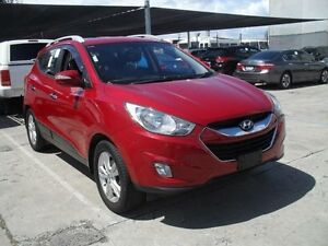 2011 Hyundai ix35 LM MY11 Elite (AWD) Red 6 Speed Automatic Wagon Moorabbin Kingston Area Preview