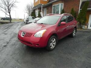 2010 Nissan Rogue SL, AWD, Climatisation, Cruise