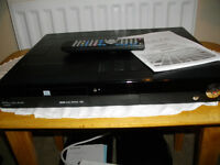Wharfedale DVDR24F Freeview DVD recorder