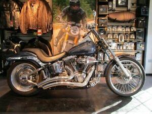 2008 Harley-Davidson FXSTC Softail Custom Slacks Creek Logan Area Preview