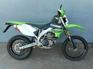 2010 Kawasaki KLX450R Nerang Gold Coast West Preview