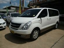 2012 Hyundai iMAX TQ MY11 White 4 Speed Automatic Wagon Holroyd Parramatta Area Preview