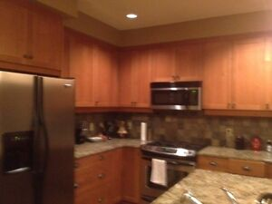 Fully Furnished 3 bedroom in Slalom Creek, Red Mountain April 15