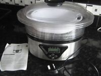 WILKO STEAMER - VERY LITTLE USED