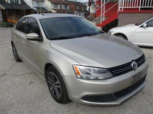 2013 Volkswagen Jetta 2.0 DIESEL Highline Leather Roof