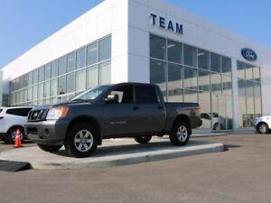 2015 Nissan Titan S, ACCIDENT FREE, LOCKING TAILGATE, AIR CONDIT
