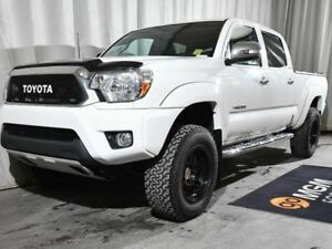 2015 Toyota Tacoma 4x4 Double-Cab 140.6 in. WB
