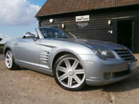 0505 CHRYSLER CROSSFIRE 3.2 AUTOMATIC CONVERTIBLE/ROADSTER LOW MILES 67KSH